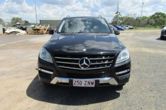 2012 Mercedes-Benz M-class W166 ML250 BLUETEC Wagon Image 2