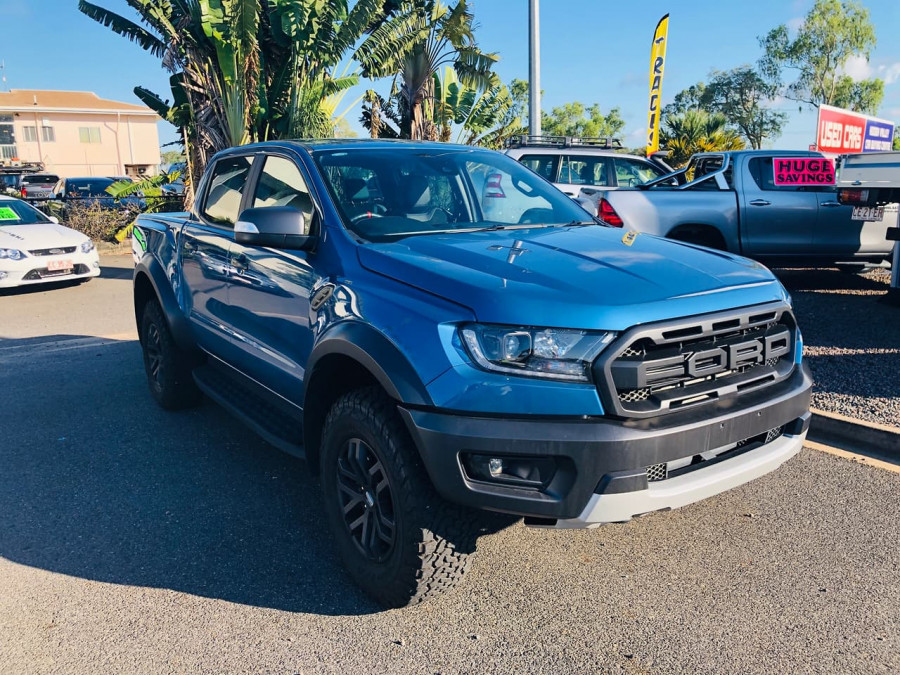 2020 MY21.25 Ford Ranger Utility Image 1