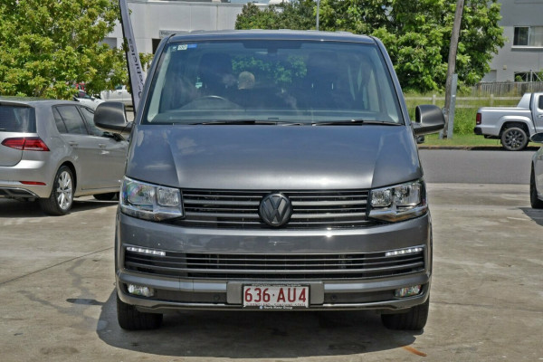 2018 Volkswagen Multivan T6 MY18 TDI340 SWB DSG Comfortline Wagon Image 2