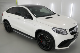 Mercedes-Benz M Class S GLE63 AMG