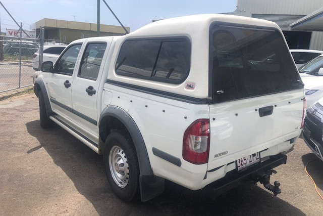 2005 Holden Rodeo LX