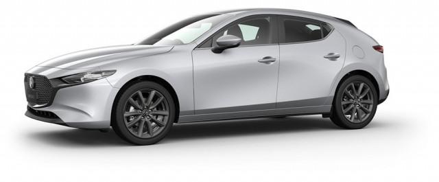 2020 Mazda 3 BP G20 Evolve Hatch Hatchback Mobile Image 23