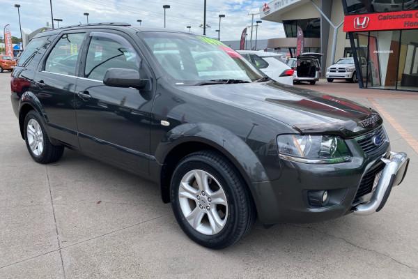 Ford Territory TX SY MKII