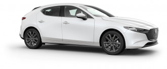 2021 Mazda 3 BP G20 Touring Hatchback image 8