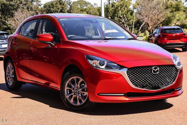 2020 Mazda 2 DJ Series G15 Pure Hatchback Image 1