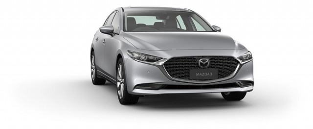 2020 Mazda 3 BP G25 Astina Sedan Sedan Mobile Image 5