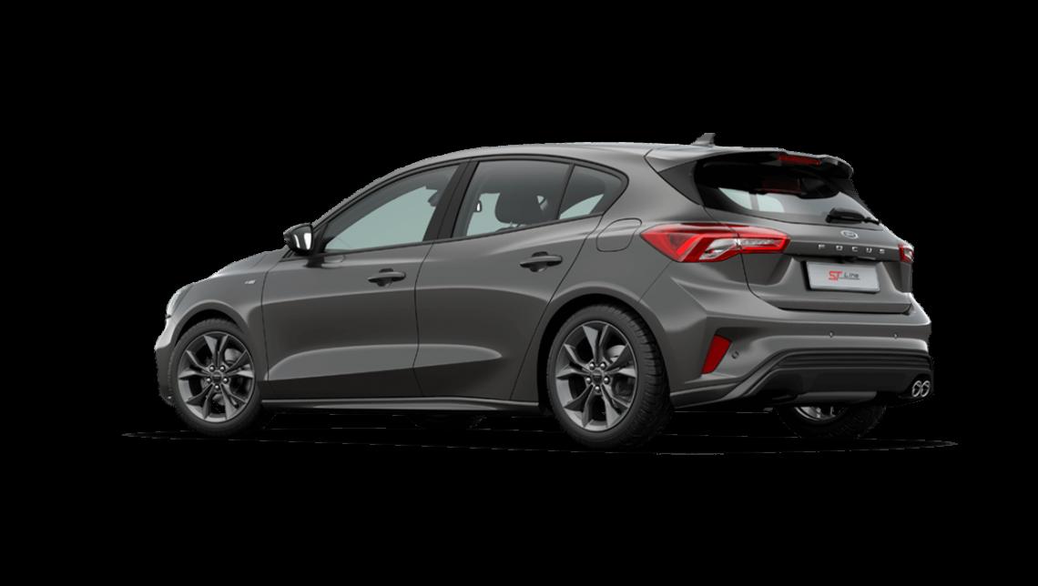 2019 MY20.25 Ford Focus SA ST-Line Hatch Hatchback Image 5
