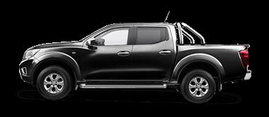 NAVARA ST DUAL CAB 4WD AUTO