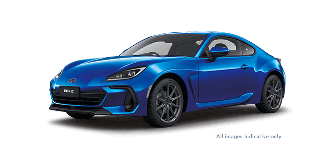 Subaru BRZ Coupe Image