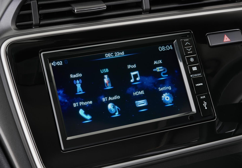 City Touchscreen Audio