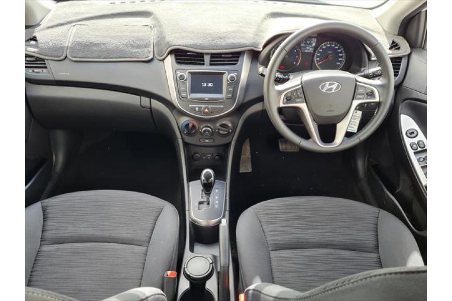 2018 Hyundai Accent RB6  Sport Hatchback