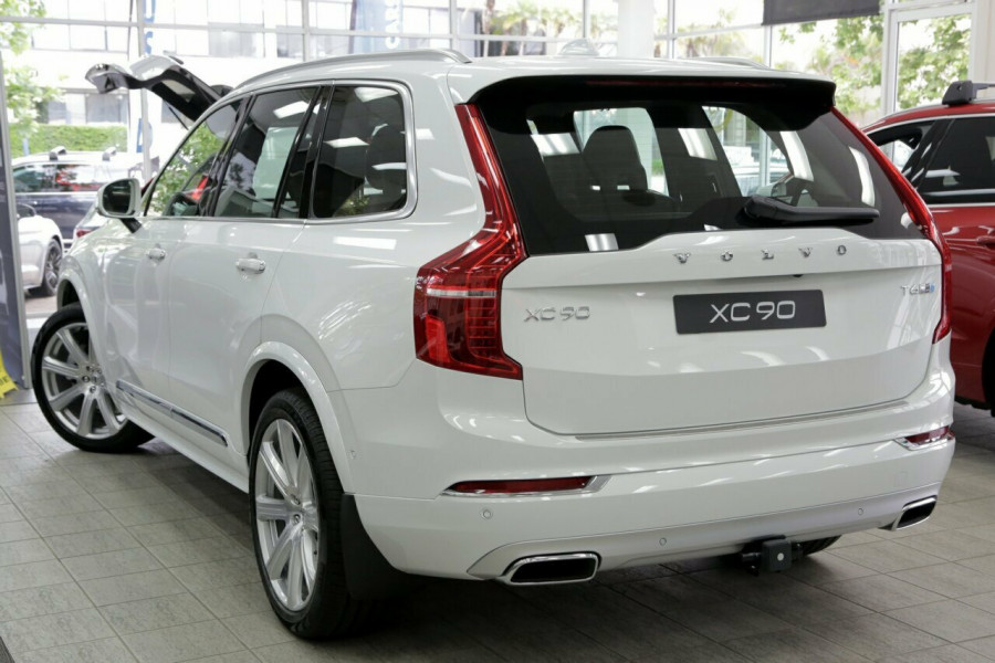 2018 MY19 Volvo XC90 L Series T6 Inscription Wagon