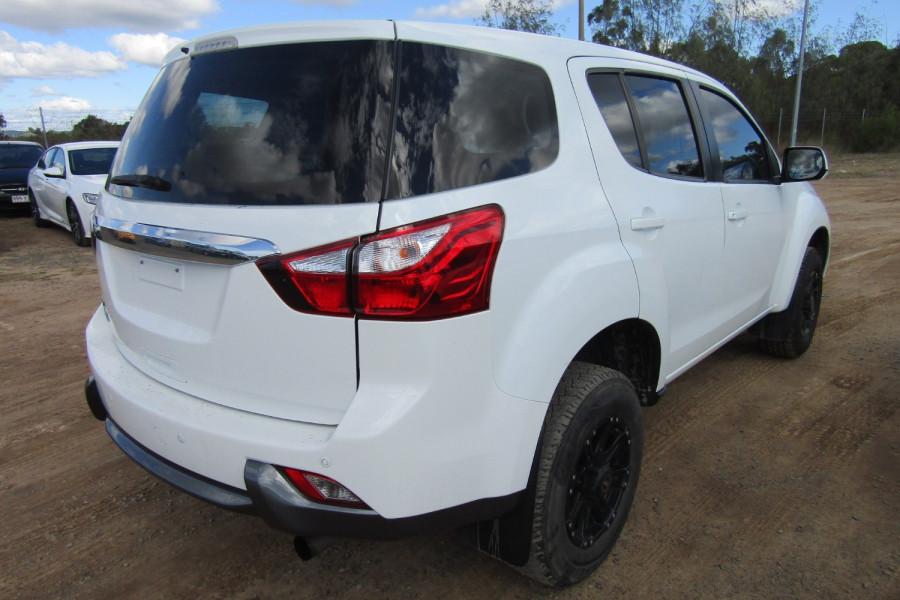 2016 MY15.5 Isuzu Ute MU-X MY15.5 LS-M Wagon