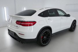 2018 Mercedes-Benz C Class M-AMG GLC63 S Coupe Image 2