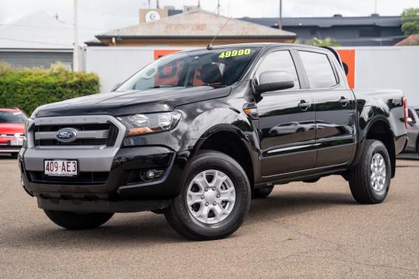 2018 Ford Ranger PX MkII  XLS Utility