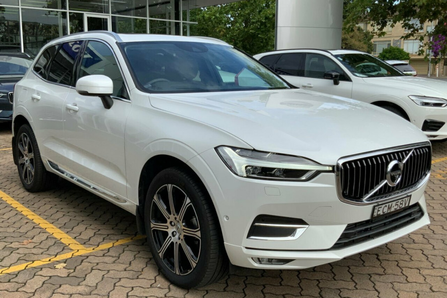 2019 MY20 Volvo XC60 246 MY20 T5 Inscription (AWD) Suv
