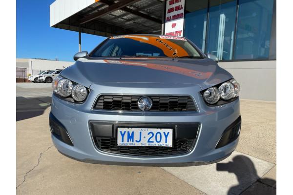2011 Holden Barina TM Hatchback Image 2
