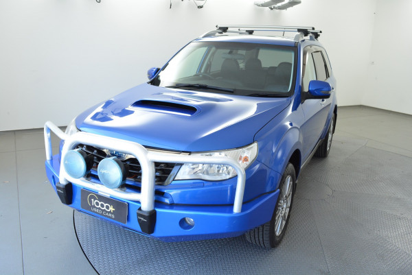 2011 Subaru Forester S3 MY11 S-EDITION Suv