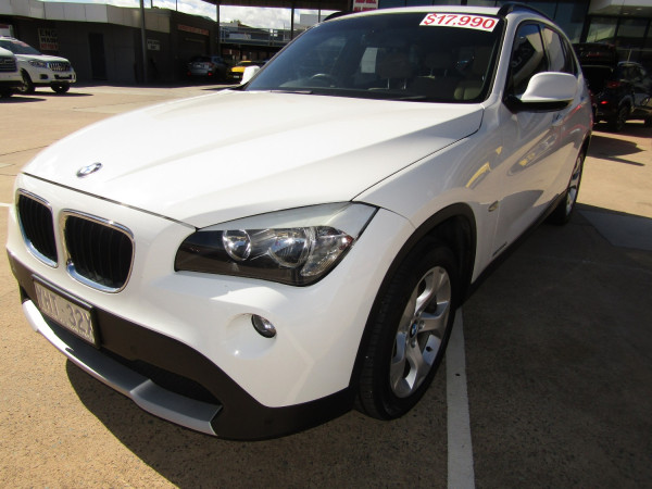2010 MY11 BMW X1 E84  xDrive20d Suv
