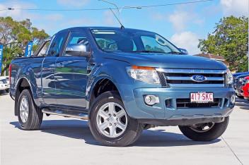 Ford Ranger Hi-Rider PX XLT