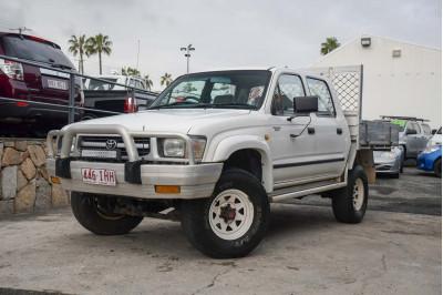 1997 Toyota HiLux LN167R Utility