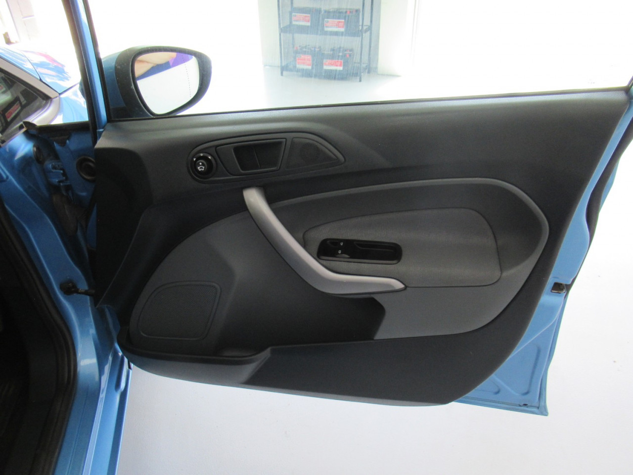 2009 Ford Fiesta WS CL Hatchback Image 17