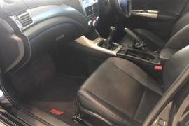 2010 Subaru Impreza G3 MY10 WRX Club Spec 10 Sedan Image 5