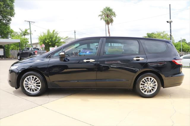 2011 Honda Odyssey 4th Gen MY11 Wagon Image 2