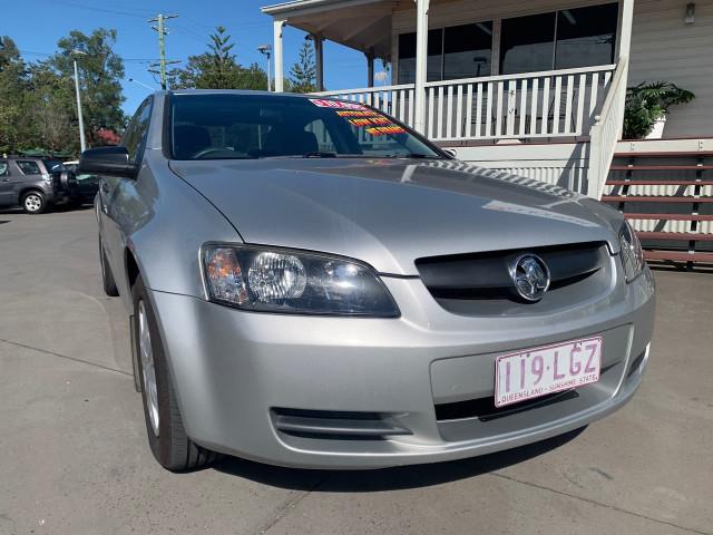 2008 Holden Commodore VE Omega Sedan Image 2