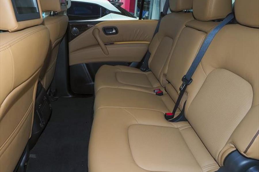2021 Nissan Patrol Y62 Series 5 Ti-L Suv Image 6