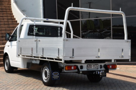 2018 Volkswagen Transporter T6 MY18 TDI340 Cab chassis Image 3