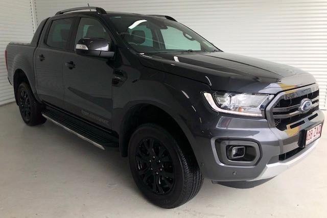 2019 MY19.75 Ford Ranger Ute