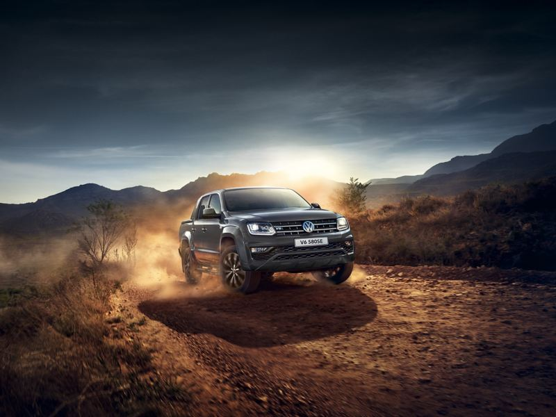 Introducing the <strong>Amarok V6 580SE</strong> Image