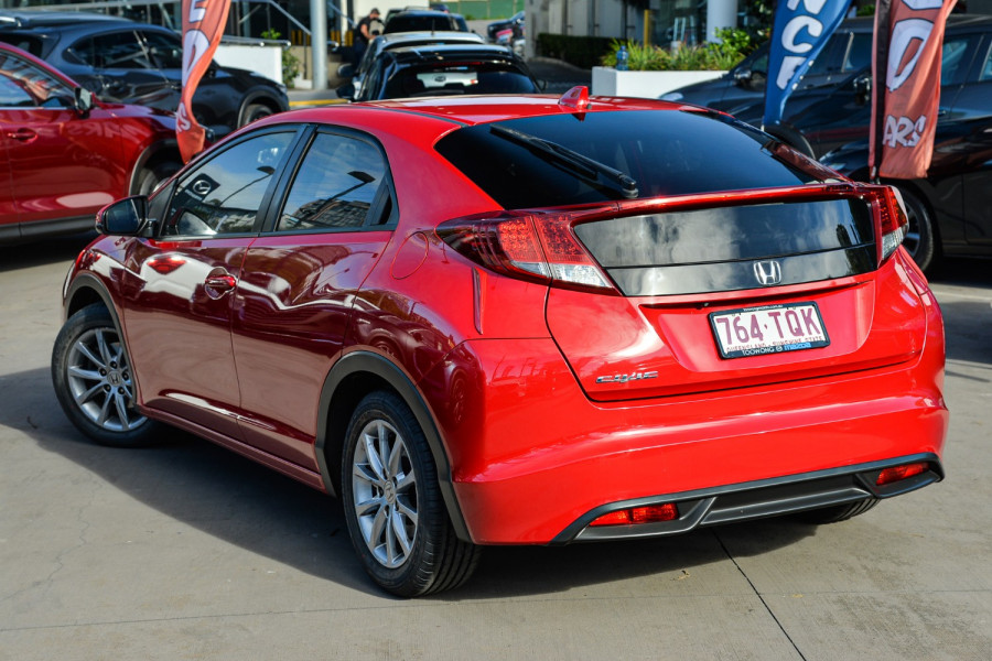 2013 Honda Civic VTi-S