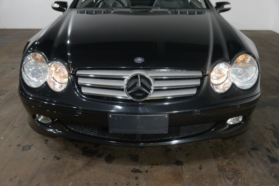 2005 Mercedes-Benz Sl350 Sl350