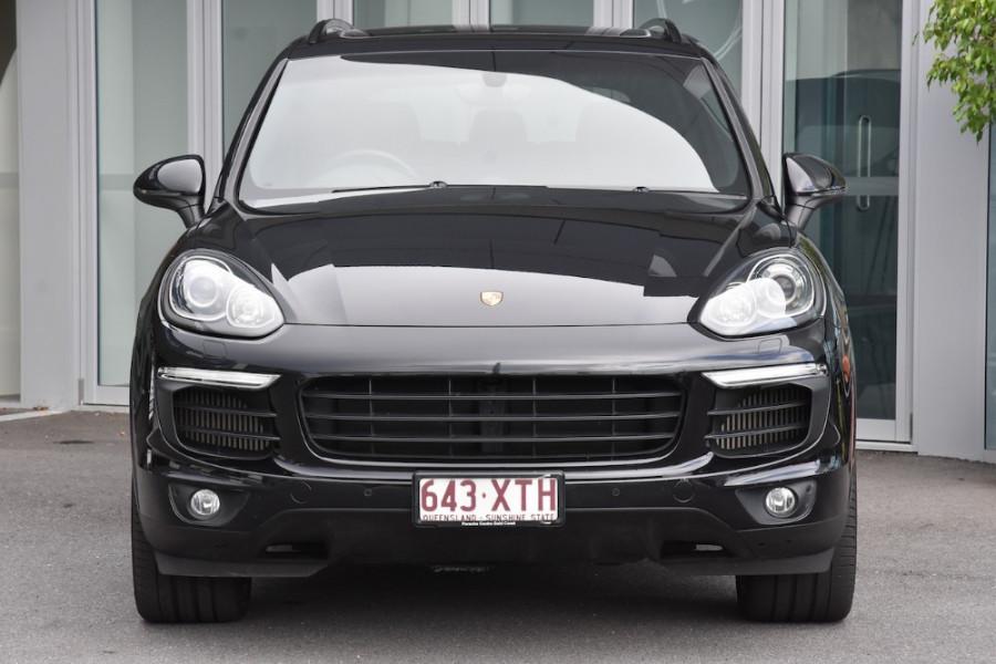 2017 MY18 Porsche Cayenne 92A MY18 Diesel Suv