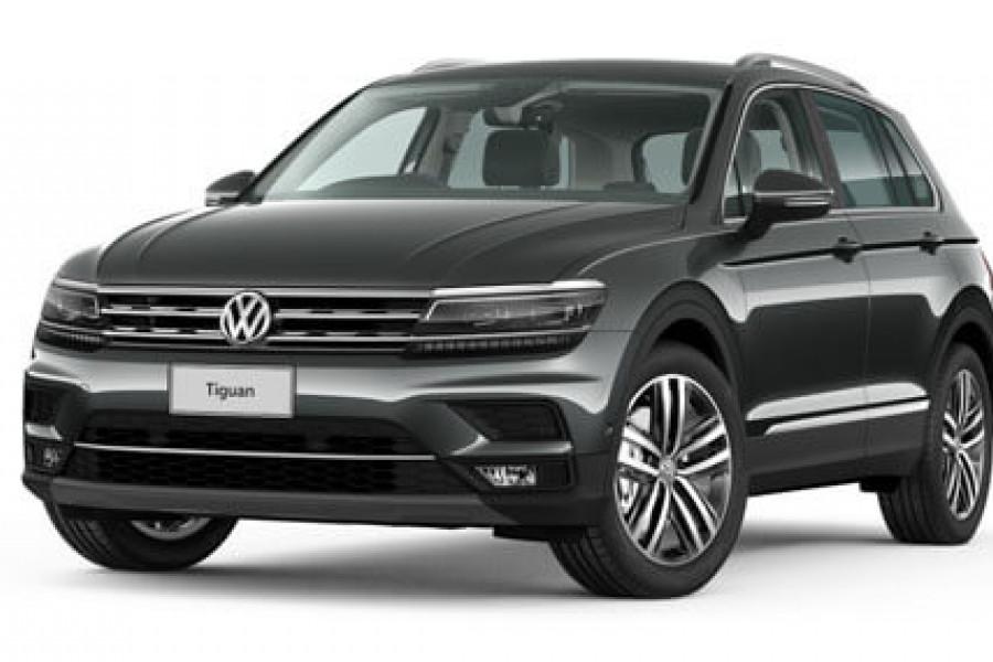 2018 MY19.5 Volkswagen Tiguan 5N Highline Suv
