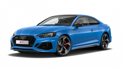 New Audi RS 5 Coupe