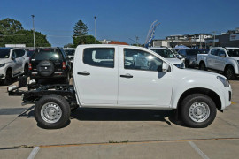 2019 Isuzu UTE D-MAX SX Crew Cab Chassis 4x4 Cab chassis Mobile Image 5
