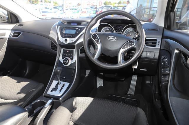 2011 Hyundai Elantra MD Active Sedan Image 11