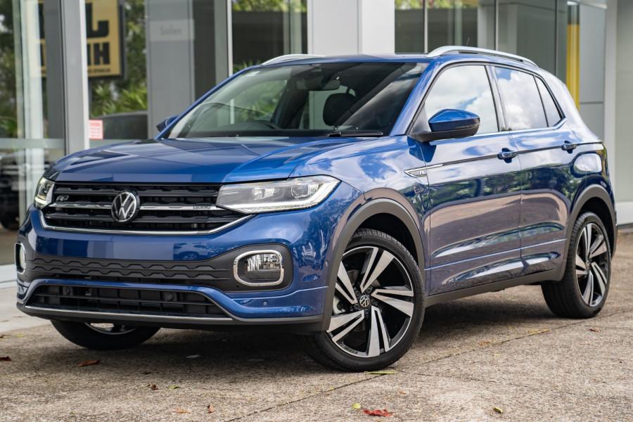2021 Volkswagen T-Cross 85TSI Style 1.0L T/P 7Spd DSG Wagon