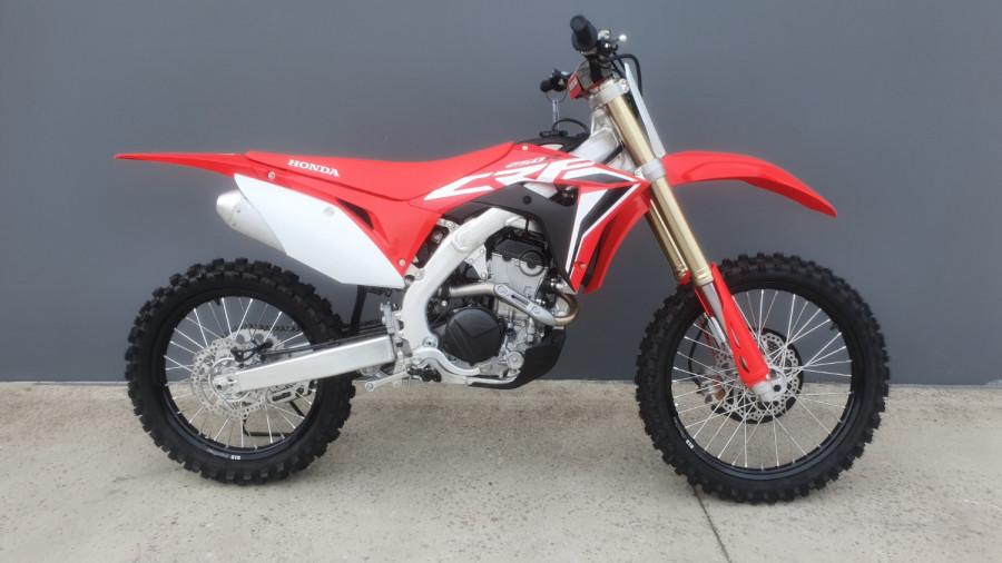 2020 Honda CRF250R TEMP 2020 CRF250R Motorcycle Image 1