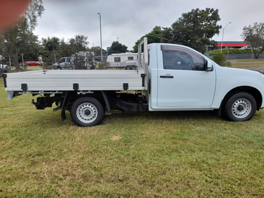 2015 MY15.5 Isuzu UTE D-MAX SX 4x2 Single Cab Chassis Low-Ride Cab chassis Image 9