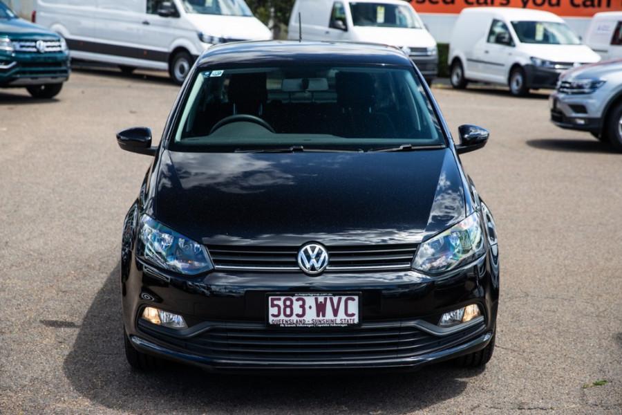 2016 Volkswagen Polo Trendline