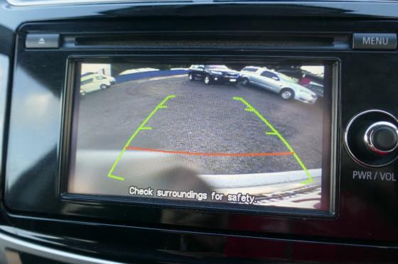 2014 MY15 Mitsubishi ASX XB LS Wagon