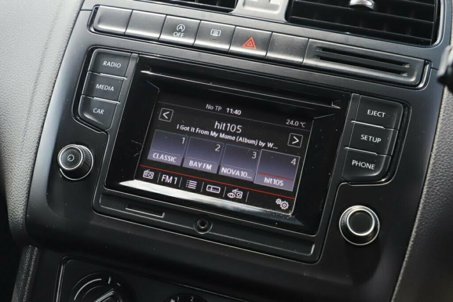 2015 Volkswagen Polo 6R MY15 66TSI Trendline Hatchback