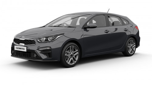 2020 MY1  Kia Cerato BD Sport with Safety Pack Hatchback