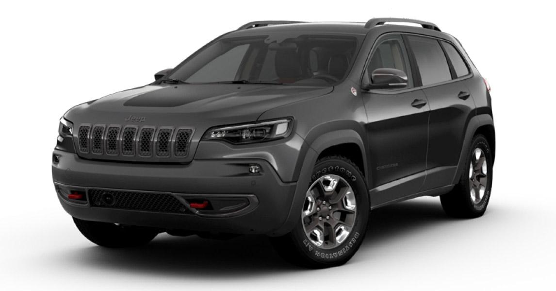 2020 Jeep Cherokee KL Trailhawk Suv
