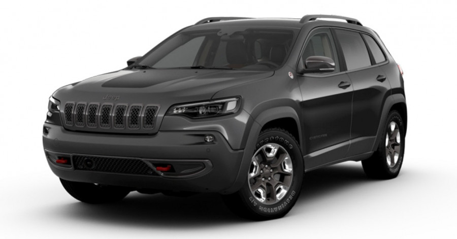 2020 Jeep Cherokee KL Trailhawk Suv Image 1
