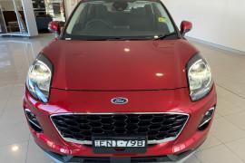 2020 MY20.75 Ford Puma JK 2020.75MY Wagon Wagon Image 2